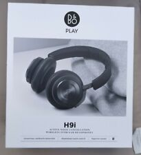 BANG & OLUFSEN BEOPLAY H9i NOISE CANCELLING BLUETOOTH WIRELESS HEADPHONES