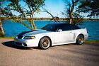 2003 Ford Mustang COBRA SVT 2003 Ford Mustang Coupe Grey RWD Manual COBRA SVT
