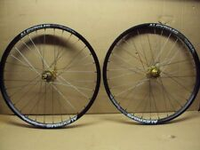 Schrader Tubular Bicycle Set (Fronts&Rear)s