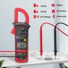 Digital Multimeter Tester AC DC OHM Auto Range LCD Handheld Voltmeter