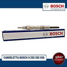 Candeletta BOSCH ALFA ROMEO 147 (937) 1.9 JTD KW 85 anno 2001/04 - 2010/03