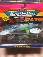Micro Machines Star Trek The Movies
