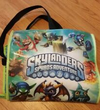 Skylanders Spyro's Adventure Tote Bag EUC Travel Toy Bag Luggage
