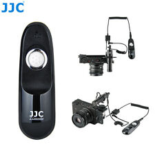 JJC Wired Remote Switch Control + Microphone Cable for Sigma FP Camera as CR-41