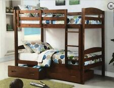 Bunk bed only single in a/oak or white NEW Kids
