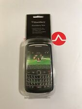 BlackBerry Silicone Skin for BlackBerry Bold 9700 - Black