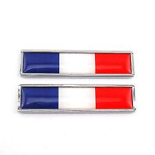 le drapeau de la Flag of France Emblem Stainle Metal Sticker For Harley Gas Tank
