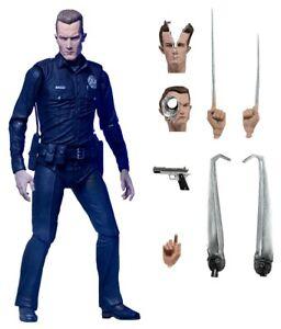Terminator 2 - T-1000 25th Anniversary Ultimate action figur neca Neu