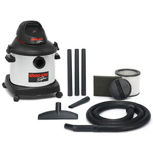Wet And Dry Vacuum Cleaner Hoover 30L Blower Vac 1400W Workshop 3 In 1 Steel