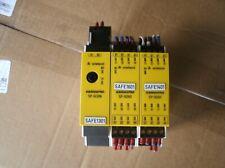 30 day WARRANTY Wieland SP-SCON-P1-K SP-SDIO84-P1-K-A Safety Controllers