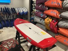 """JIMMY LEWIS 6'11"""" X 29"""" FLYING V HYDROFOIL SUP WINGFOIL STAND UP PADDLEBOARD"""