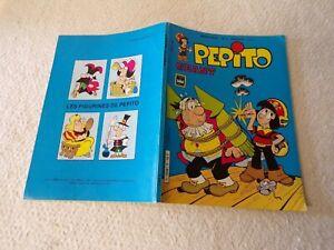 BD Pepito bimestriel n°3 de 1987