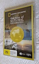 THE BEST OF NATIONAL GEOGRAPHIC (DVD, 3-DISCS SET)