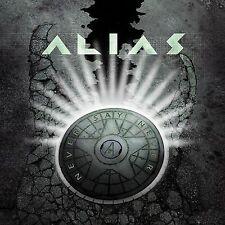 ALIAS - Never Say Never +4 / New CD 1992/2009 / Hard Rock AOR / Sheriff / RARE!!
