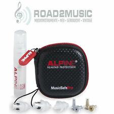 Alpine MusicSafe Pro Gehörschutz Transparent & Box & Cleanerspray  NEUES MODELL