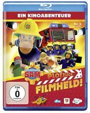 Feuerwehrmann Sam - Plötzlich Filmheld (Kinofilm) [Blu-ray] NEU OVP