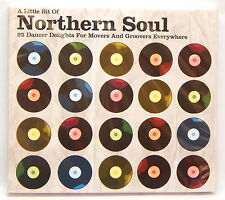 A Little Bit of Northern Soul: 25 Dancer Delights... ~ NEW CD 2006, Delta (UK))