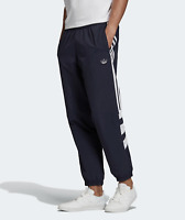 Men's Adidas Originals Balanta 96 Track Pants ED7125 Navy/White SZ S-XL