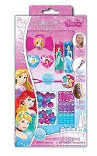 New ! 106 pieces Disney Princess Hair Activity Set Hair Fun Accessory Set