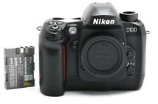 Nikon D100 DSLR Camera Body AS-IS PARTS ONLY #33428