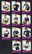 2014  MELBOURNE STORM  TRADERS  RUGBY LEAGUE CARDS