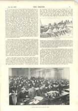 1896 Basutoland POLIZIOTTO RECORD VINO vendita macinatura Lane romanzo BARCA