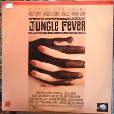 Jungle Fever  Laserdisc Movie Ld