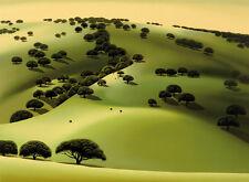 """Eyvind Earle     """"Cachuma Ranch""""    MAKE  OFFER    DSS"""