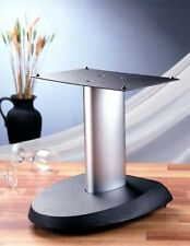 "one single VTI VSPCSB Center Speaker Stand, 13"" Black/Silver,Brand New,Free Ship"