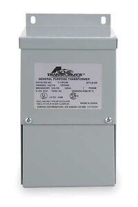 ACME T-1-11683 1000 VA BUCK BOOST TRANSFORMER 1000 WATT
