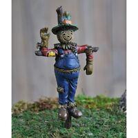 Fiddlehead Fairy Garden Miniature SCARECROW - NIP