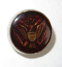 SMALL US ARMY BUTTON                   (INV12896)
