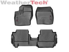 WeatherTech Floor Mats FloorLiner For Ford Transit Connect - 2014 - Black