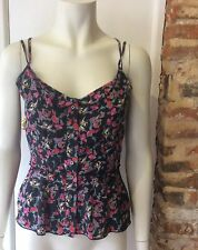 FIRETRAP SILK & COTTON SUNTOP BNWOT TOP SIZE M FITS UK 10