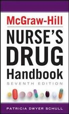McGraw-Hill Nurses Drug Handbook, Seventh Edition (McGraw-Hill's Nurses Drug Han
