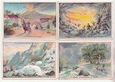 4 x Kaufmann immagine poteri elementare 1 2 3 & 4 per! 1900 (a1915