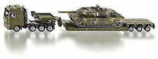 SIKU 1 87 Tieflader mit Panzer