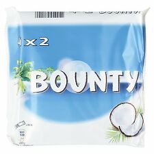 Bounty Milk Chocolate 4 Pack x 28.5g (228g)