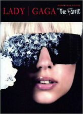 Lady GaGa: The Fame (PVG). Sheet Music for Piano, Vocal & Guitar, New,  Book
