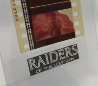 5-Cell 35mm 1981 RAIDERS OF THE LOST ARK Indiana Jones (In German Uniform)