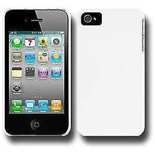 Click On Case for iPhone 4 - White