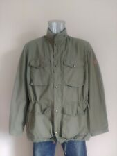 FJALLRAVEN 80s  'Raven' LIGHT FIELD JACKET in GREEN, excellent condition