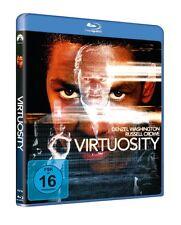 Blu-ray * VIRTUOSITY | DENZEL WASHINGTON , RUSSELL CROWE # NEU OVP =