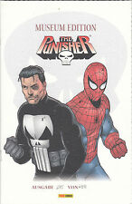 Punisher 2. serie # 1 museo Edition-Spider-Man-sedán 499-Panini 2002-Top