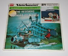 1977 ViewMaster H26C Disney The Rescuers Canada Edition - Brand New Sealed RARE