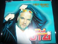 DJ Otzi ‎– Hey Baby (Uhh, Ahh) Australian CD Single – Like New