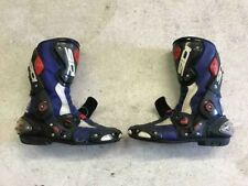 SIDI MOTORCYCLE BOOTS NOT ALPINESTARS DIANESE GAERNE FORMA ONEAL SIZE 11 12 Used
