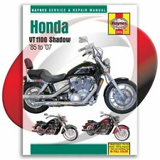 1998-2001 Honda VT1100T Shadow ACE Tourer Haynes Repair Manual 2313 Shop