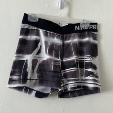 New listing Nike pro Womens Exercise Athletic shorts sz m