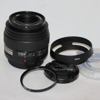 Olympus Zuiko 50mm F/2 Macro ED Lens four thirds fit (NOT micro 4/3)